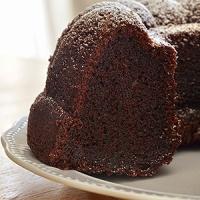Υγρό σοκολατένιο κέικ