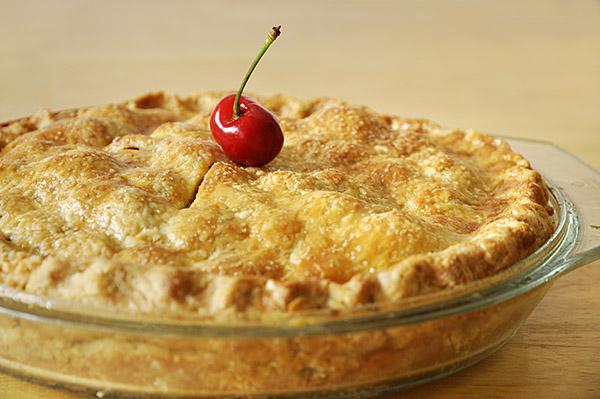 Κερασόπιτα/Cherry pie