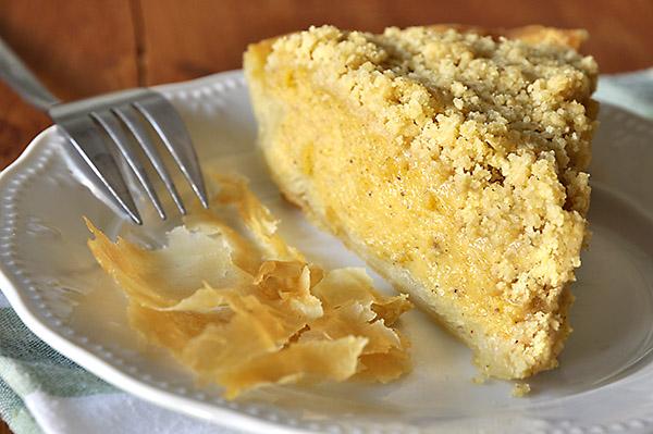 Ξεσκέπαστη γλυκιά κολοκυθόπιτα/Handmade phyllo pumpkin pie