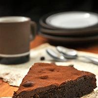 Σουηδικό κέικ σοκολάτας